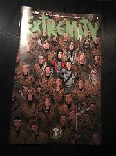 Eccc 2017 Extremity #1 EXCLUSIVE VARIANT Cover Daniel Warren Johnson skybound
