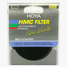 Nuevo genuino 77mm Hoya Hmc Nd400 Multi Coated Filter Free UK p+p en Reino Unido