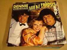 LP / DENNIE CHRISTIAN, MIEKE & FREDDY BRECK