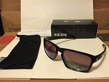 NEW Oakley - Polarized Silver - Polished Black / Prizm Daily Polarized OO9262-07