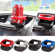 4 Colours Drink Bottle Cup Holder Stand Mount For Car  Clip-on Folding