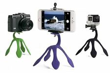 Gekko Pod Mount Holder for SmartPhone Phone GoPro Camera Attaches to Anything