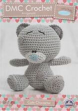 DMC 15283l/2 Tiny Tatty Teddy-simpatico personaggio-amigurumi Crochet Pattern