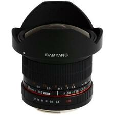 Samyang 8mm f/3.5 Asph IF MC Fisheye CS Nikon Brand New With Shop Agsbeagle
