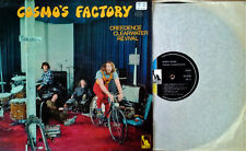 CREEDENCE CLEARWATER REVIVAL - COSMO'S FACTORY - LIBERTY LP - U.K. PRESSING