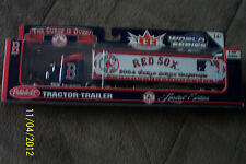 Red Sox tracker trailer