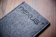 Super Fatto a mano Custodia Cover A Manicotto per Asus Google Nexus 7 Tablet