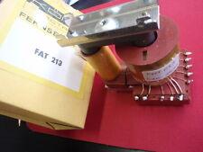 RARITÄT! ZEILENTRAFO KÖNIG FAT 213  ca. 85x55x96mm line-transformer    24719