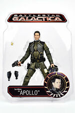 "Battlestar Galactica Viper Pilot LEE ""APOLLO"" ADAMA 7"" Series 1 Action Figure"