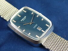 Vintage Renis Gents Mechanical Watch 1960S NOS Brand New Old Stock