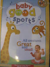 BABY GOOD SPORTS - ALL CREATURES GREAT AND SMALL - DVD MS18