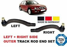 FOR ROVER 75 1.8 2.0 2.5 CDT CDTi 1999  LEFT & RIGHT OUTER TIE TRACK tie ROD END