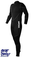 "SOPRAS SUB 7MM ""FREDDO"" JUMPSUIT WETSUIT SCUBA DIVING SIZE ML DIVE FULL SUIT NEW"