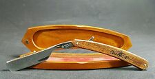 Thiers Issard 11/16 Limited Edition Le Grelot Crown Wing Straight Razor