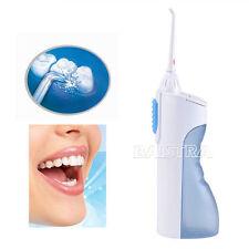 Dental Teeth SPA Portable Hand Oral Clean Hygiene Irrigator Water Jet Flosser