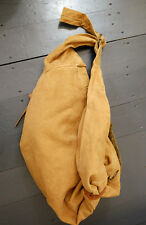 Kapital Snufkin Hobo Bag Japan Canvas + Leather Bag / Tote  RRP £245+ UnionMade