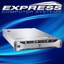 Dell PowerEdge R720 2x E5-2650 2.0GHz 8 Core 96GB 16x 900GB 15K SAS H710