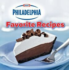 Kraft Philadelphia Cream Cheese Favorite Recipes