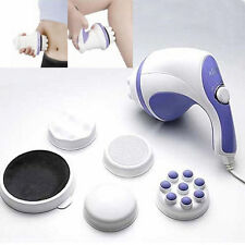 RELAX SPIN & TONE FULL BODY BACK FOOT N HANDS MASSAGER PORTABLE AND FOR SLIMMING