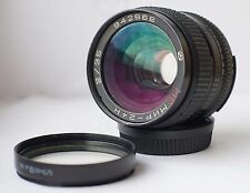 MC Mir-24N (Mir-24H) 2/35mm USSR Lens For NIKON F mount