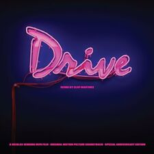 Drive - Original Soundtrack by Cliff Martinez - Deluxe 2 x Pink Vinyl LP *NEW*