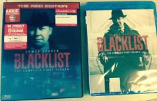 Target Exclusive Lenticular Blacklist: The Complete First Season Blu-ray Disc