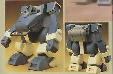 Rare Vintage Lark Votoms Armoured Trooper Zwark resin garage kit Wave Hobby