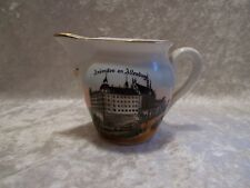 Vintage German China Pottery Creamer - Andenken on Altenburg
