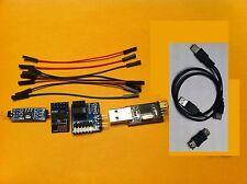 ESP8266 ESP-01 +USB-TTL Serial+800ma Brd+Mother Brd/Assembled