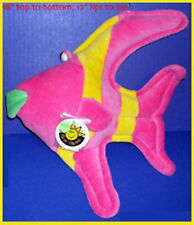 """FUNNY FRIENDS Angel FISH Plush Toy 15"""" x 11"""" MWMT - Cute! Baby Room Mobile"""