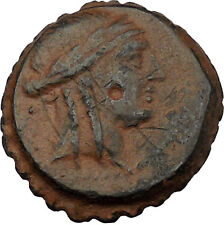 Seleukos IV 187BC  Apollo Tripod Seleucid King Ancient Greek Coin i37919
