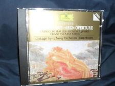 Tchaikovsky - 1812 Overture / Romeo & Juliet u. a. -CSO / Barenboim
