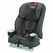 Graco Atlas 65 2-in-1 Harness INFANT CAR SEAT, High Back BOOSTER CAR SEAT, Nyssa