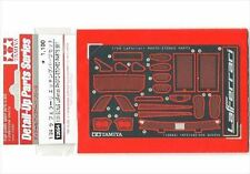 Tamiya 12654 1/24 LaFerrari Photo Etched Parts from Japan Rare