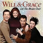 Will & Grace (Let the Music Out!/Original , 2004) NEW