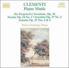 Muzio Clementi: Piano Music