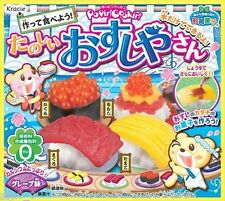 KRACIE Happy Kitchen SUSHI / DIY KIT / Japanese candy / Popin Cookin series