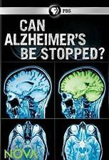 NOVA: Can Alzheimers Be Stopped (DVD, NEW, 2016 PBS Release)