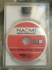 Virtua Tennis 2 (Power Smash 2) para Sega Naomi GD-Rom + Security Pic