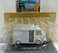 CITROEN H HZ-IN 1968 AMBULANCIA AMBULANCE 1/43 HACHETTE