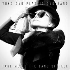 Take Me to the Land of Hell by Plastic Ono Band/Yoko Ono *New Vinyl LP*