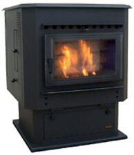 Big Biomass Burner Multi-Fuel Corn Wood Pellet Stove Furnace, 56,000 BTU/Hour
