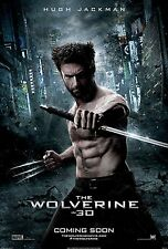 The Wolverine (2013) Movie Poster (24x36) - Hugh Jackman NEW