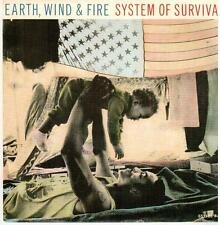 "619 7 ""Single: Earth, Wind & Fire - System Of Survival / Writing On The Wall"