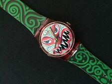 Monster Time SWATCH Watch 1994 - NEW - by Artist Kenny Scharf