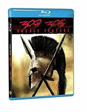 300 / 300 : rise of an empire (double feature)   -  Blu Ray - Region free