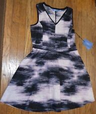 Simply Vera Vera Wang Blush Botanicals Sleeveless Dress Petite XL PXL