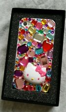 *~SALE 50% OFF Hello Kitty iPhone 4 4s Hard Case Gem Stylish NEW~*
