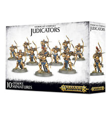 Stormcast Eternals: Judicators 10 miniatures from Games Workshop
