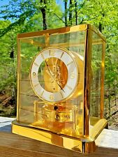 Jaeger LeCoultre Atmos Clock, Model 540, Serviced, Cleaned, Timed & Runs!